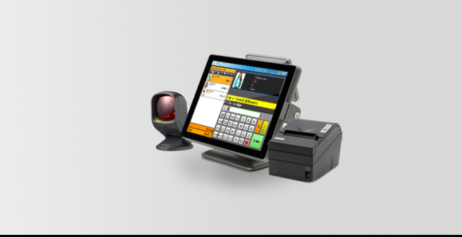 How does Epos till system work? in Acomb
